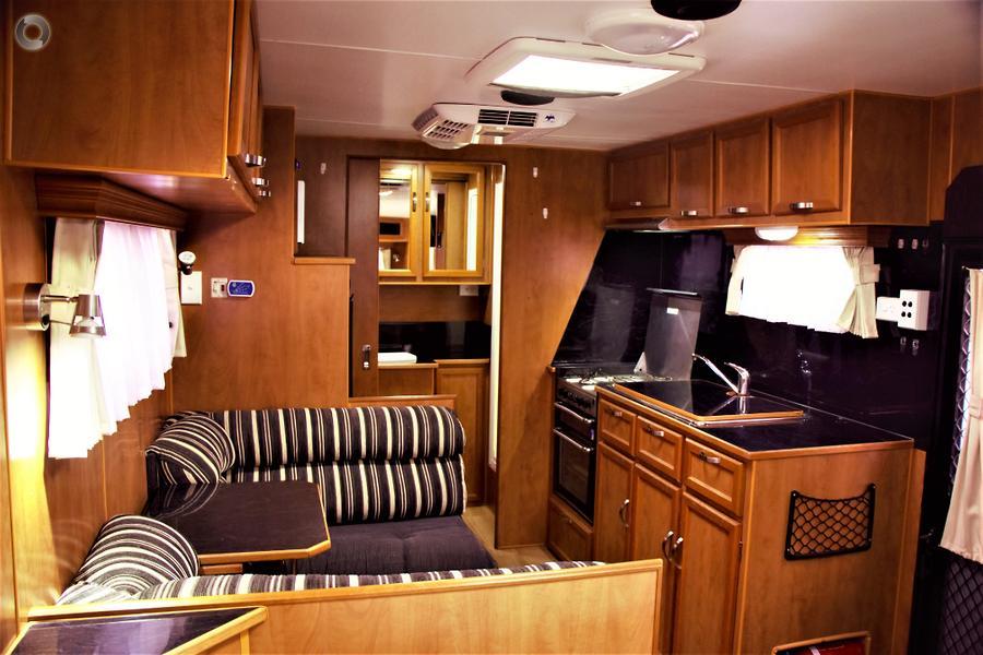 2012 Colorado Caravans Lazeaway Merimbula S2