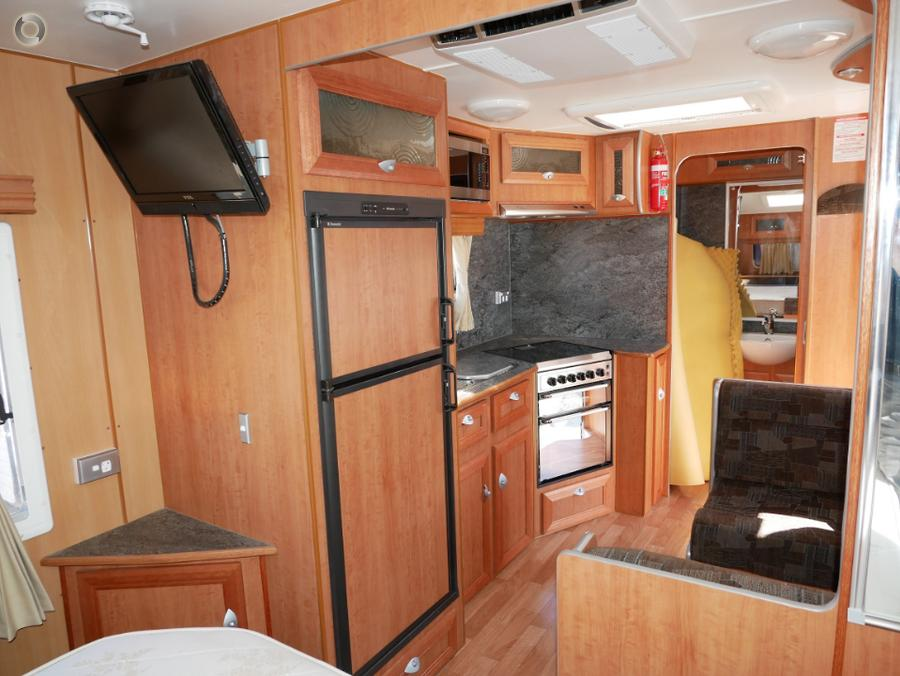2009 Millard Pinnacle Outback