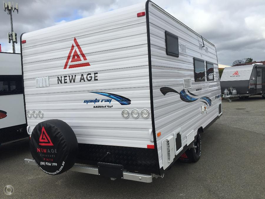 2018 New Age Manta Ray 16 MR16ES2