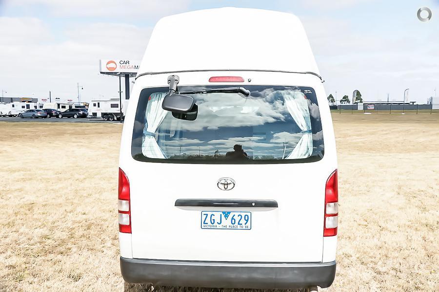 2012 Toyota Hiace Hitop