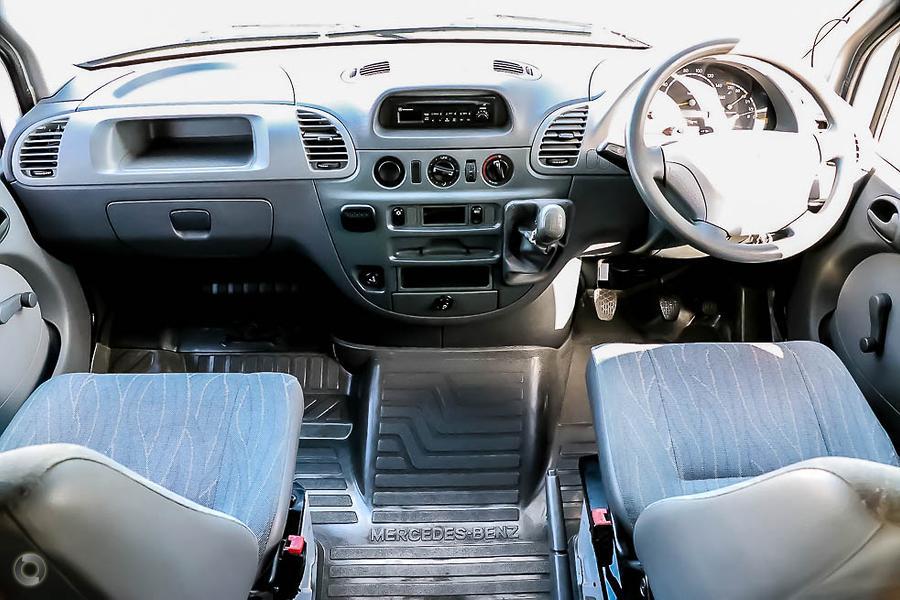 2003 Mercedes-benz 316 Cdi Sprinter 2 Berth Motorhome