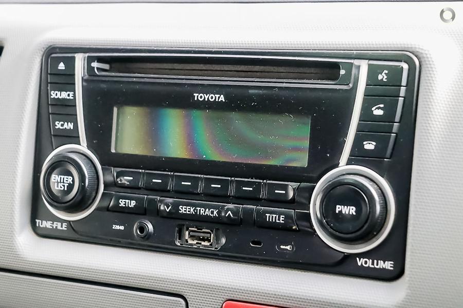 2012 Toyota Kea Jackpot 3 Berth