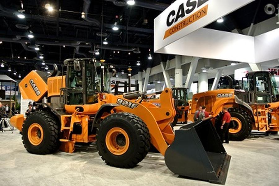 CASE 921F Wheel Loader
