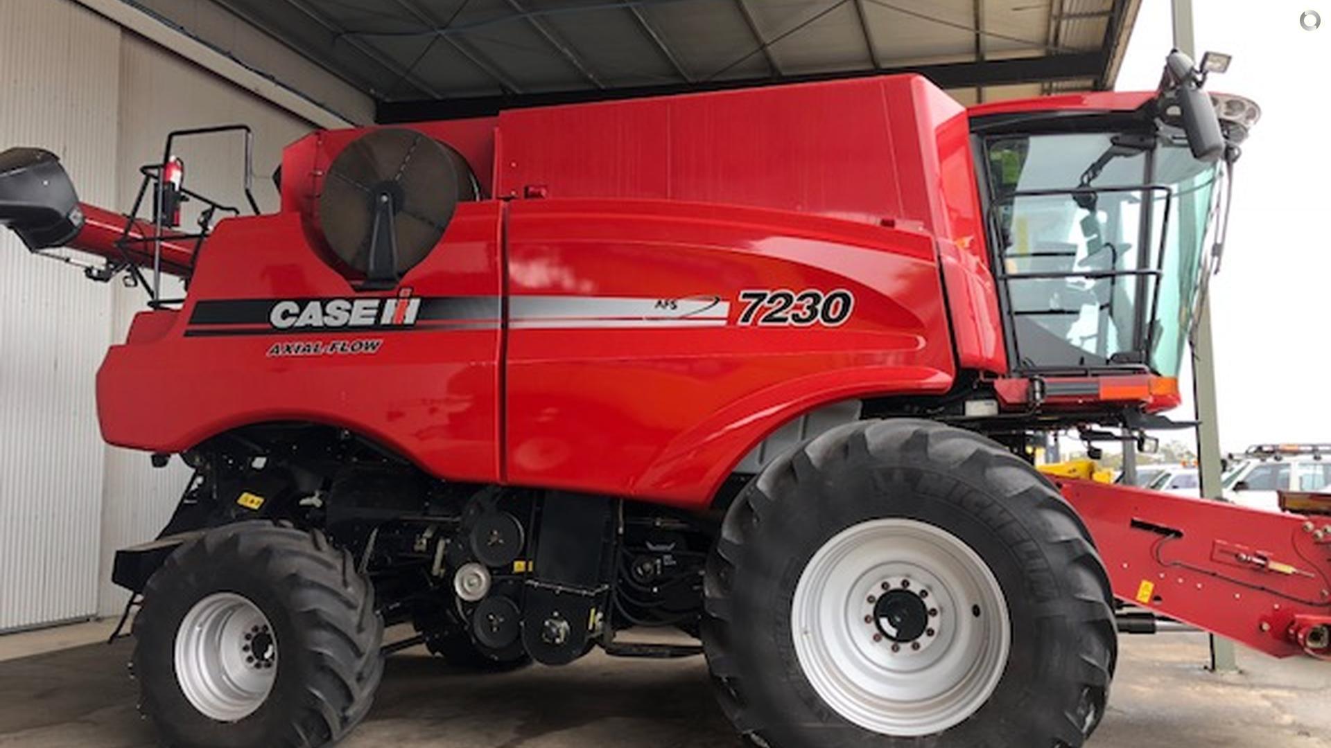 2013 CASE IH 7230 Harvester