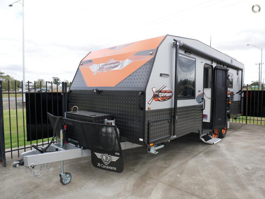 2019 JB Caravans Dirt Road Xtreme 22ft Large Ensuite
