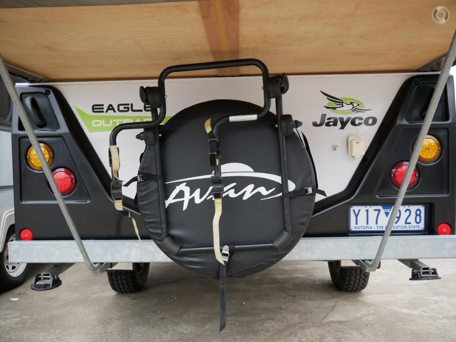 2013 Jayco Eagle Outback