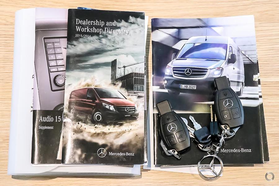 2015 Mercedes Sprinter 313 Cdi 2 Berth Motorhome