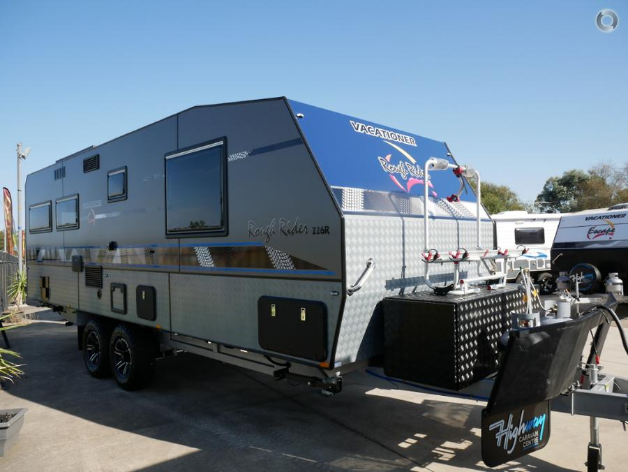 2018 Vacationer Rough Rider 226R