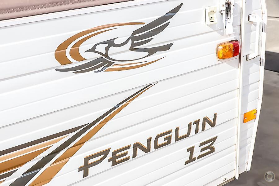 2005 Jayco Penguin 13 Pop-top Caravan