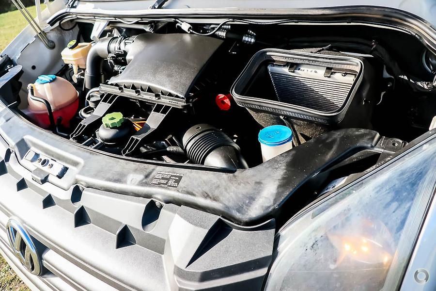 2013 Volkswagen Kea Beach 4 Berth