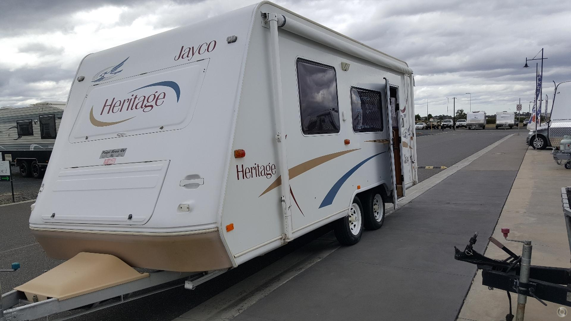 2004 Jayco Heritage