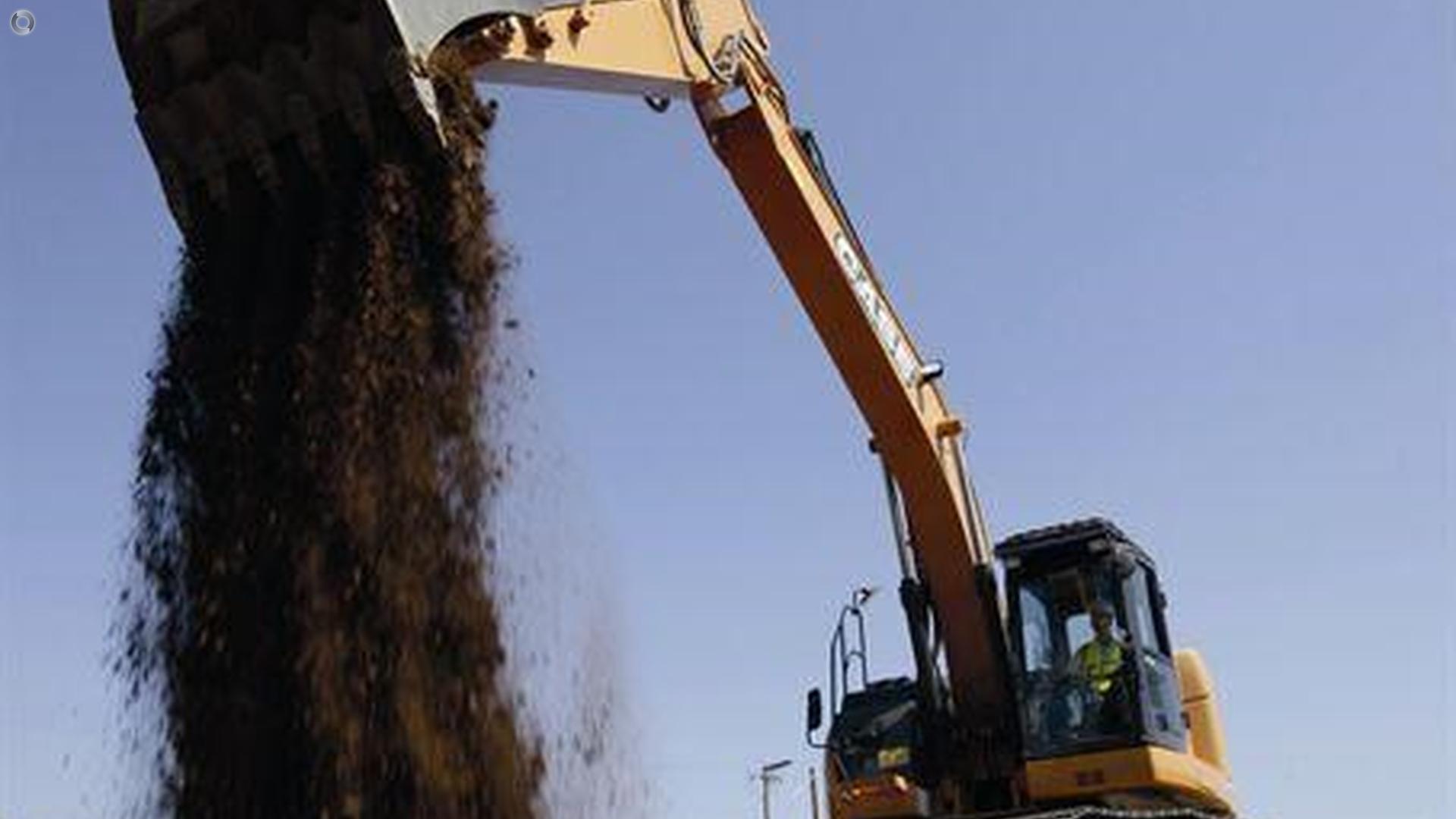 0 CASE CX235C Excavator
