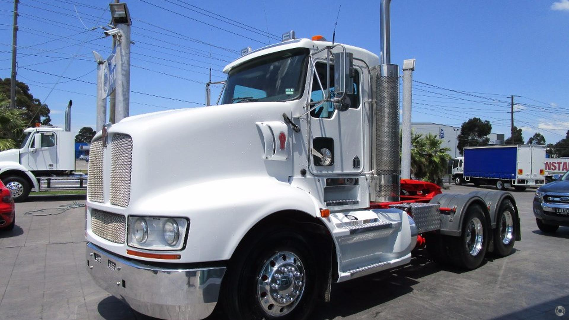 2009 Kenworth T608 DAY CAB 6X4 PRIME MOVER *CHOICE OF 3*