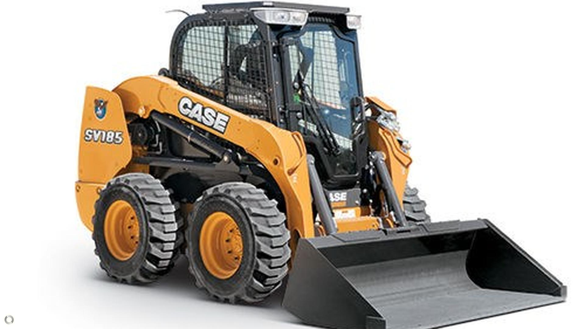 0 CASE SV185 Skid Steer