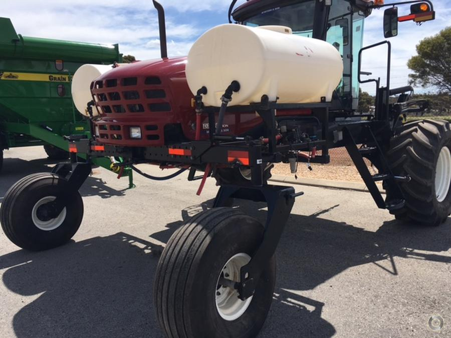 2015 MacDon M155 SP Windrower - McIntosh and Son