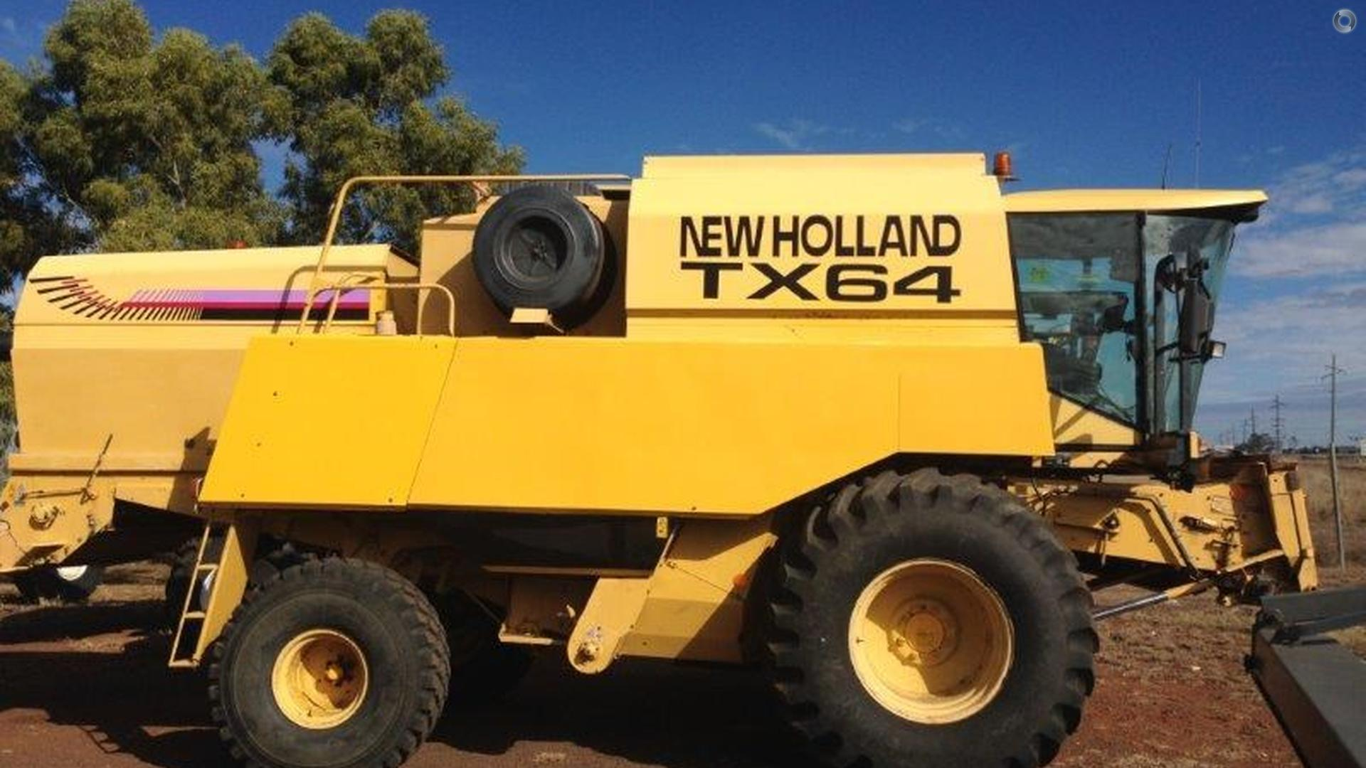 1996 New Holland TX64 Combine Harvester
