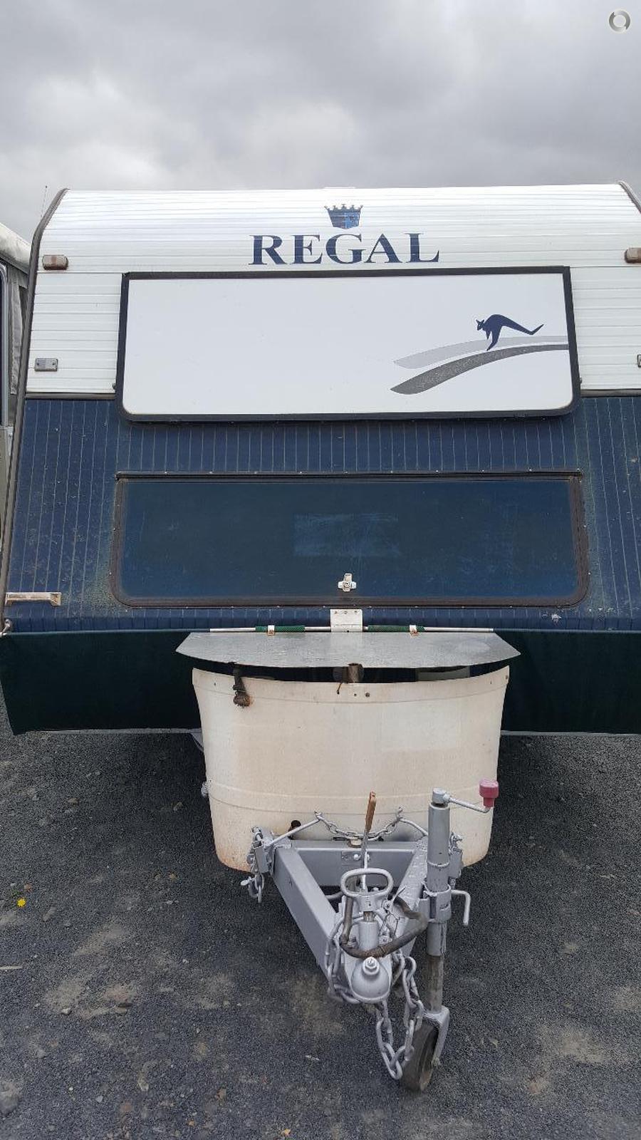 2001 Regal Deluxe Comfort Tourer