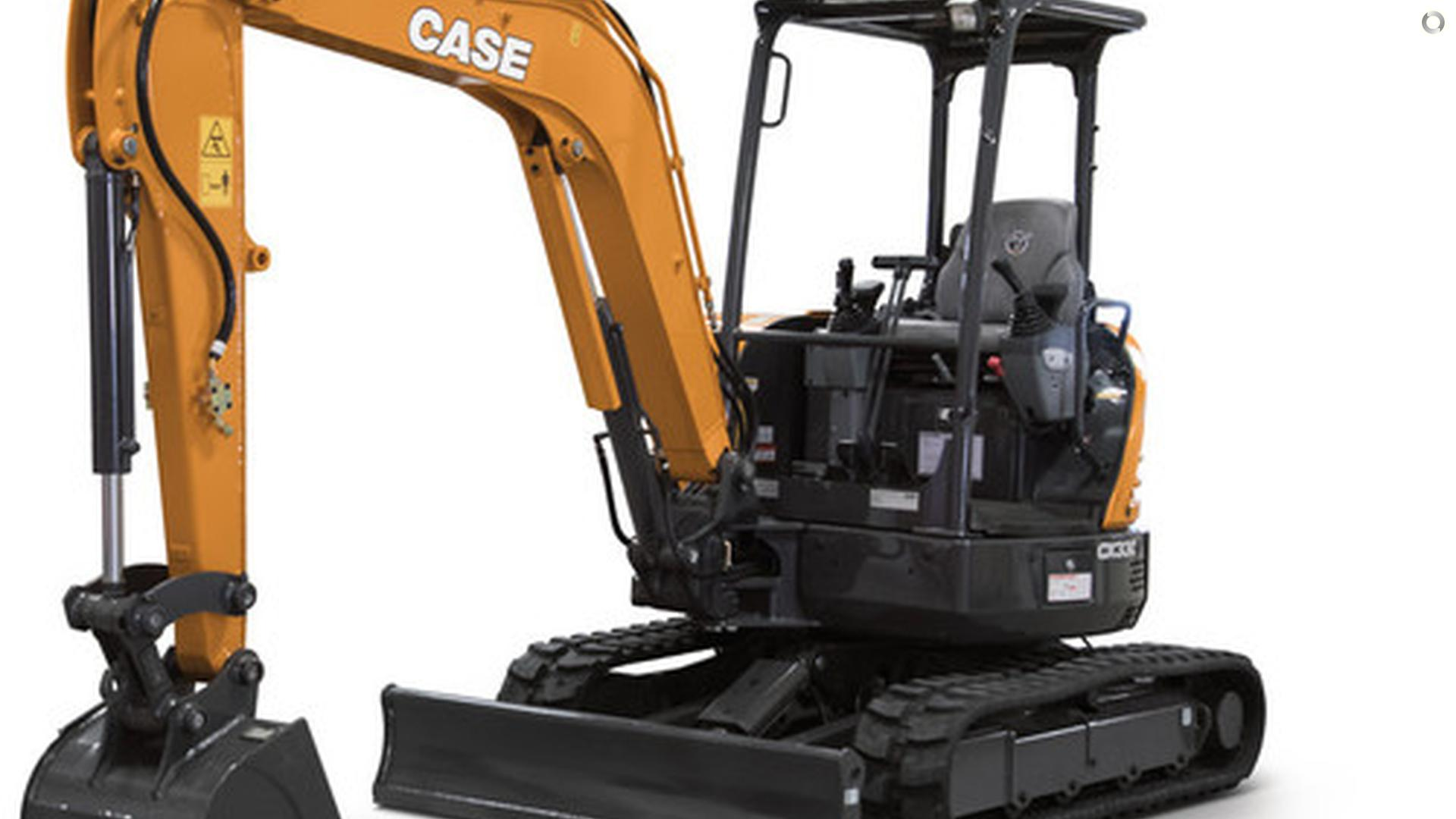 0 CASE CX33C Mini Excavator