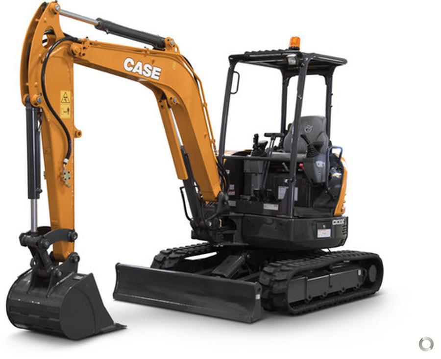 CASE CX33C Mini Excavator