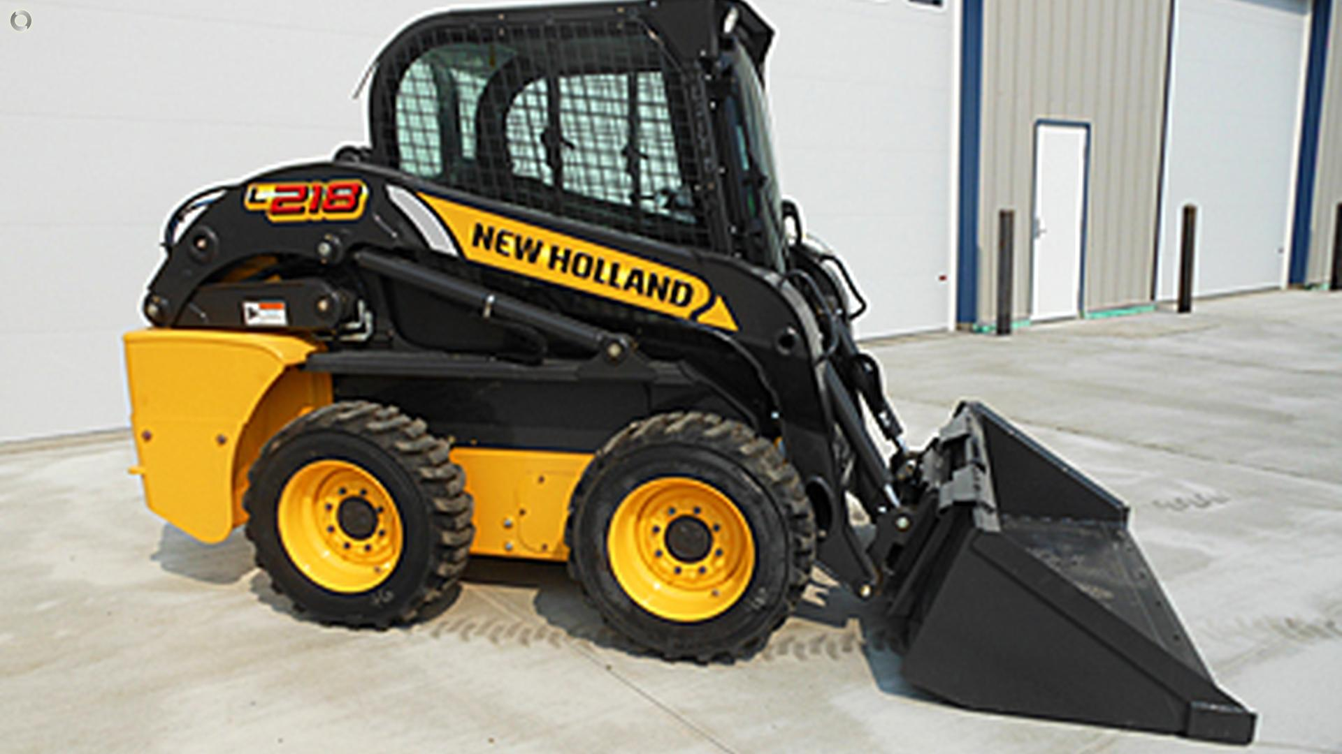 0 New Holland L218 Skid Steer