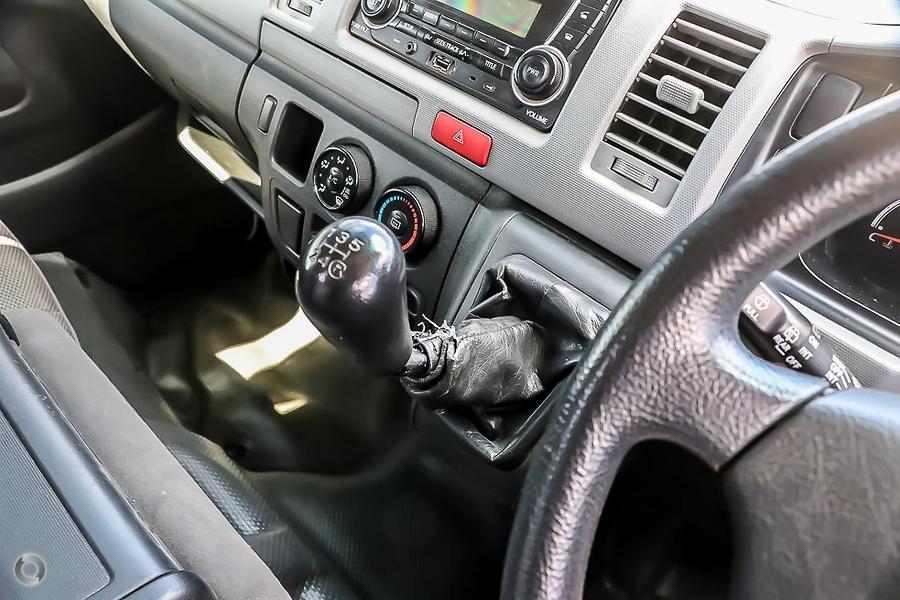 2012 Toyota Kea Hitop 3 Berth