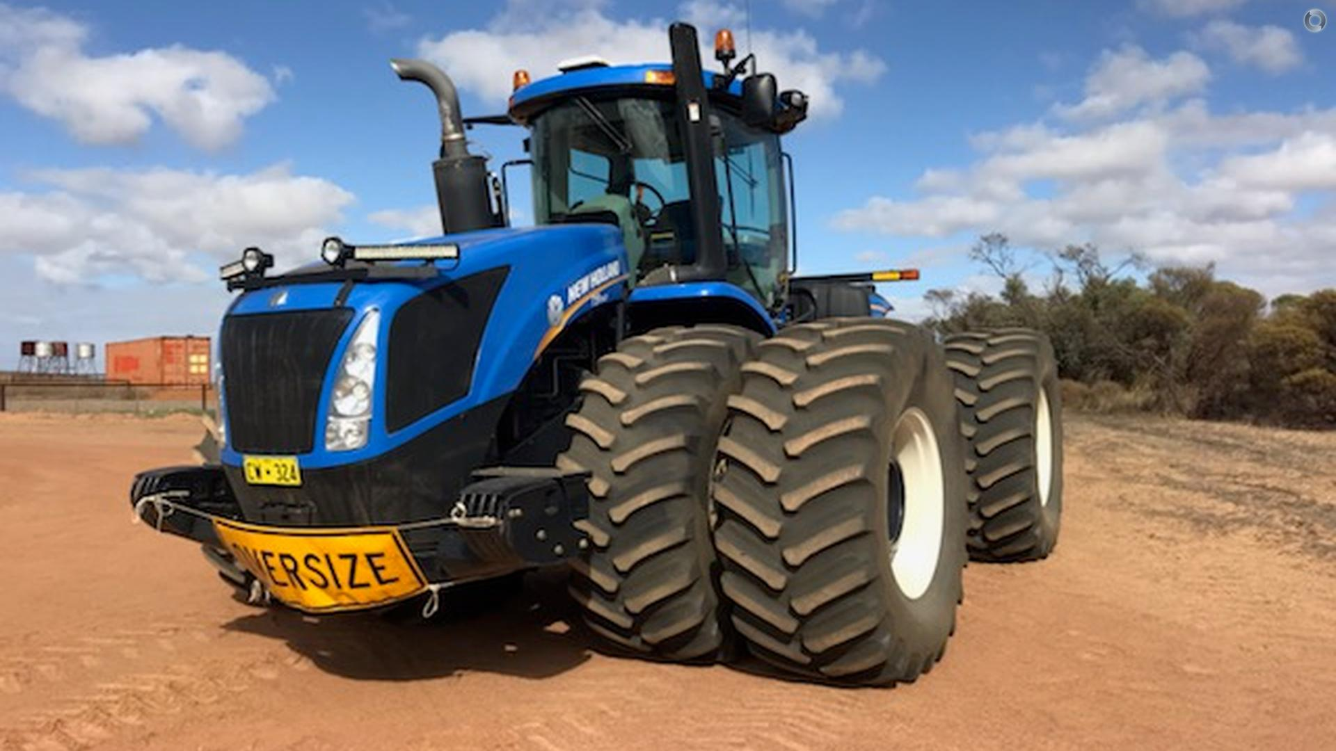 2013 New Holland T9.560