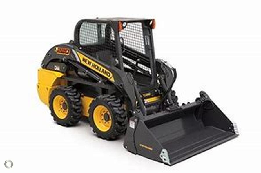 New Holland L220 Skid Steer - McIntosh and Son
