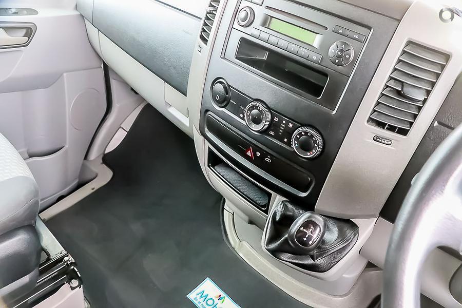 2013 Volkswagen 4 Berth Platinum Beach