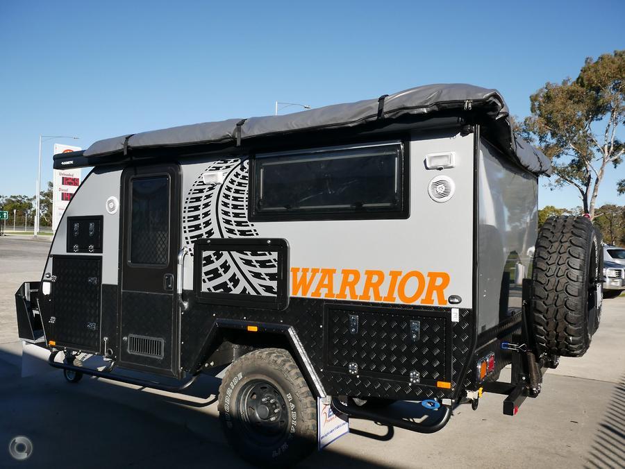 2019 Eagle Campers Warrior 12 (Ensuite)