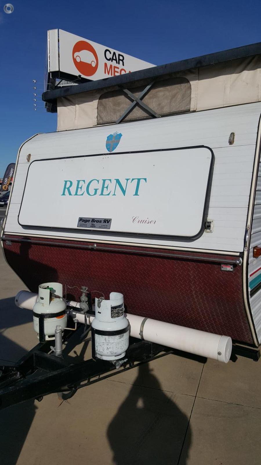 1992 Regent Cruiser