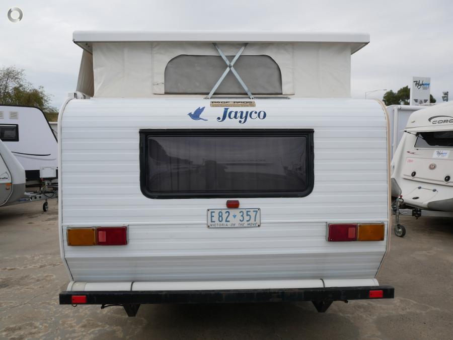 1995 Jayco Starcraft Pop Top