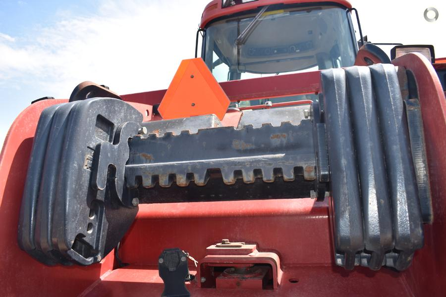 2002 CASE IH STX 375