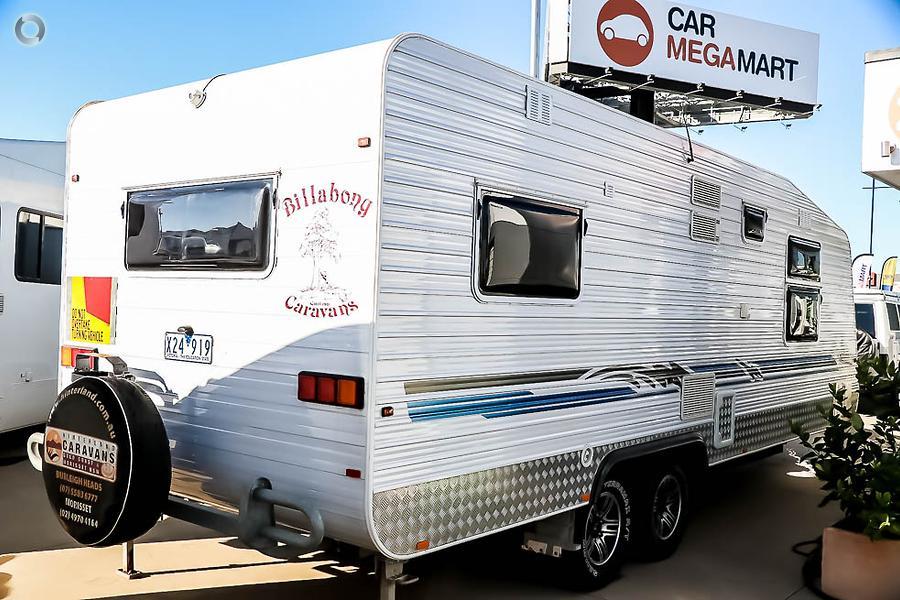 2012 Billabong Caravans Seachange