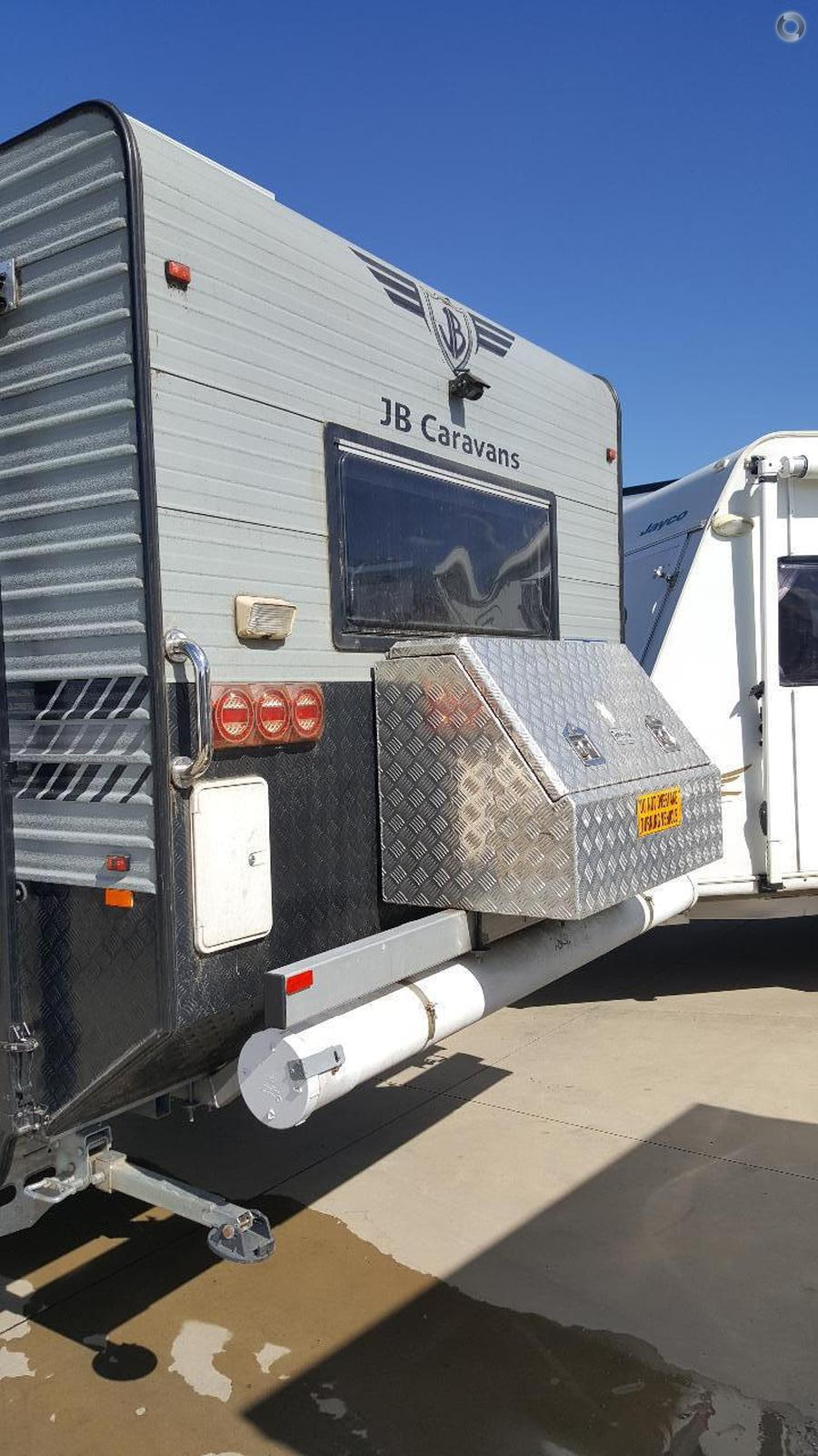 2013 Jb Caravans Scorpion Outback