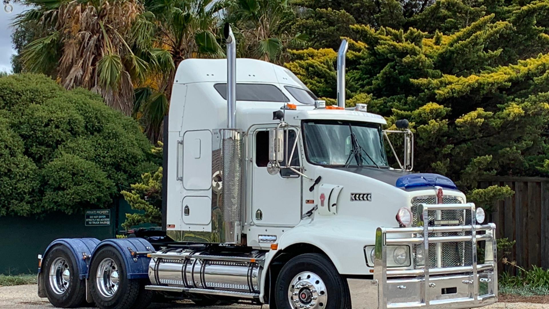 2009 Kenworth T408