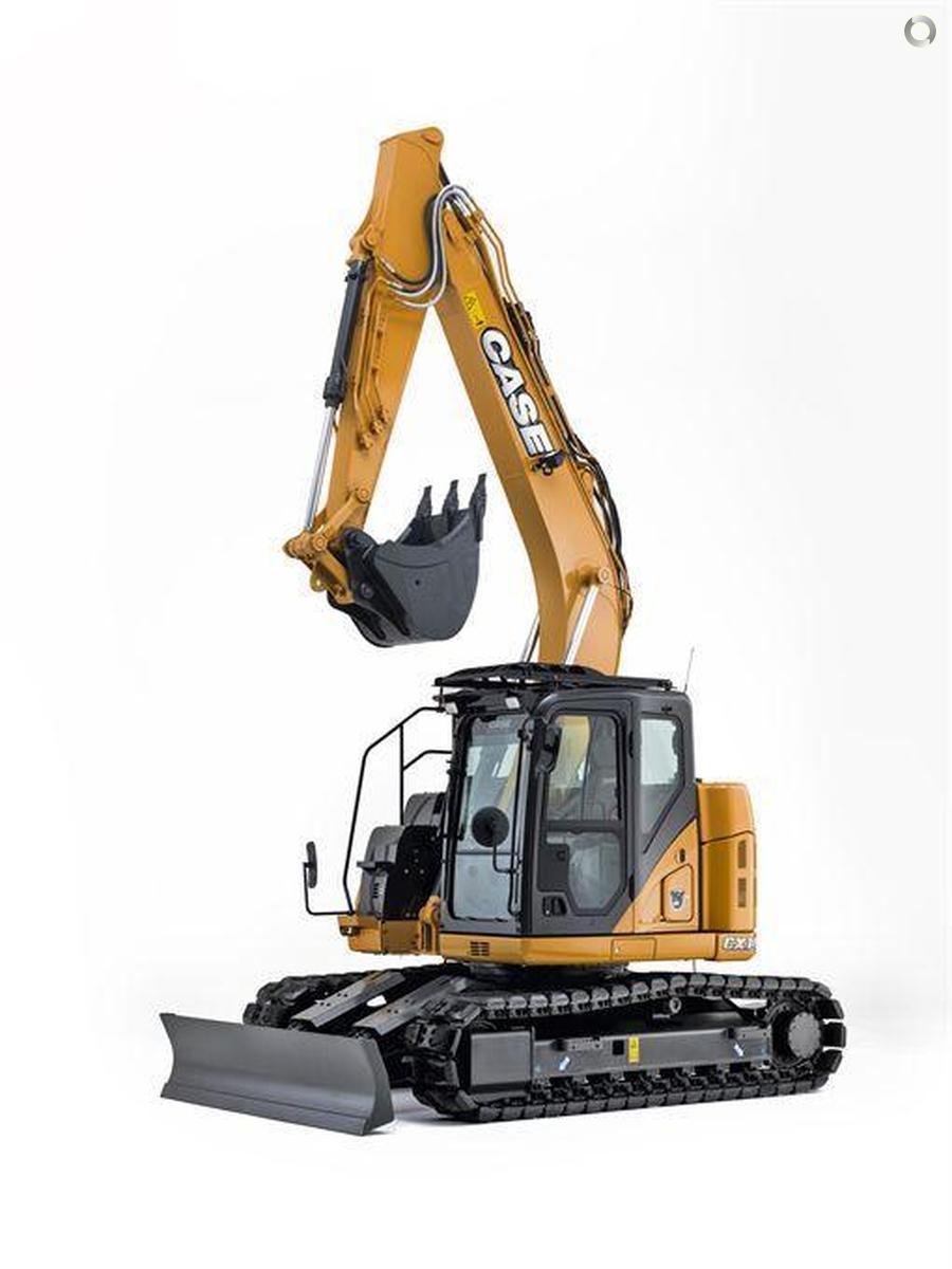 CASE CX145C Excavator