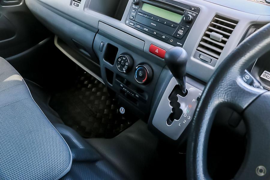 2007 Toyota Kea Voyager 4 Berth
