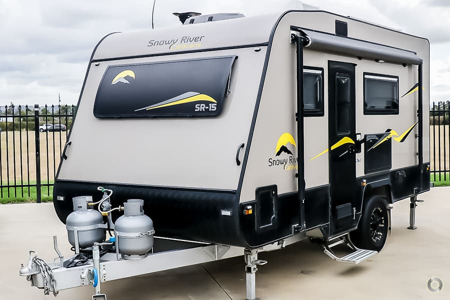 2016 Snowy River Sr15 Caravan