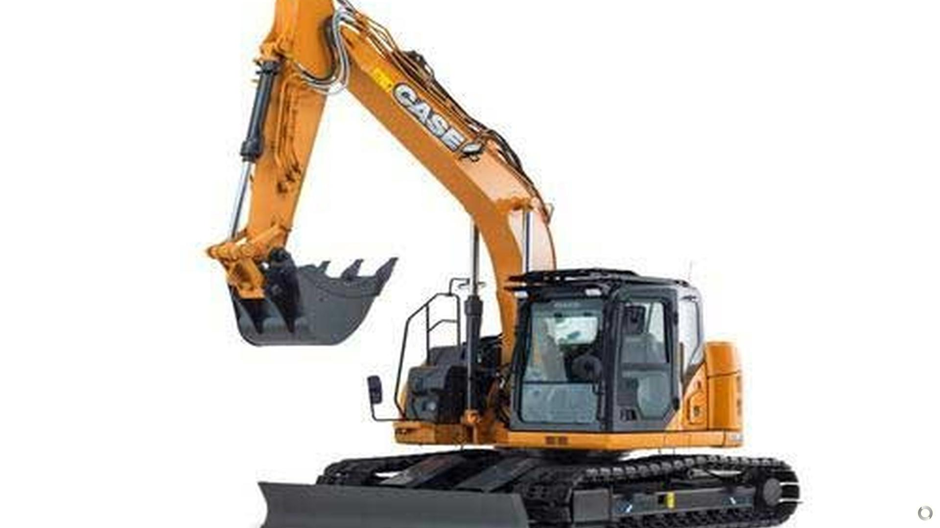 0 CASE CX145C Excavator