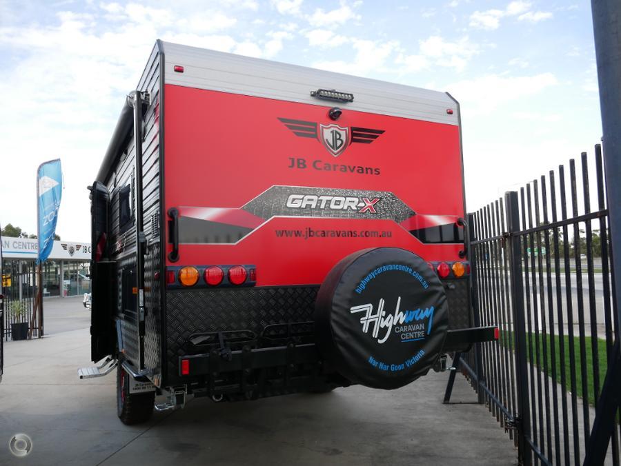 2019 JB Caravans Gator X 17\'10