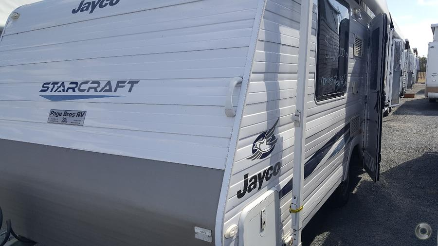 2012 Jayco Starcraft