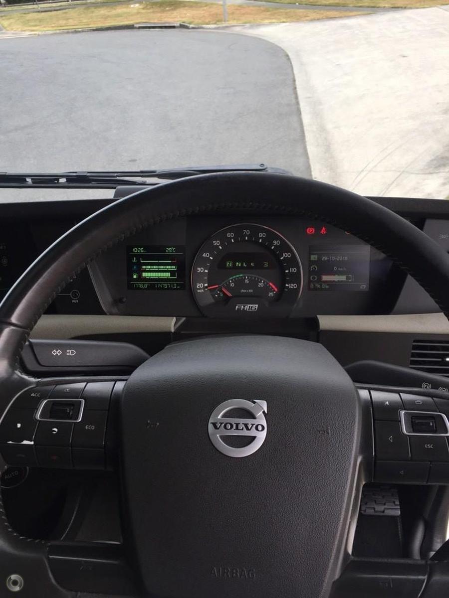 2014 Volvo FH600