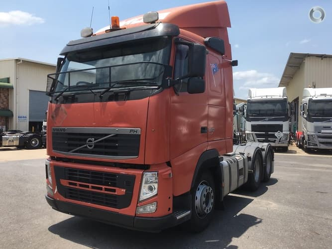 2012 Volvo FH540 FH540