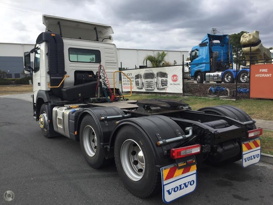 2015 Volvo FM450