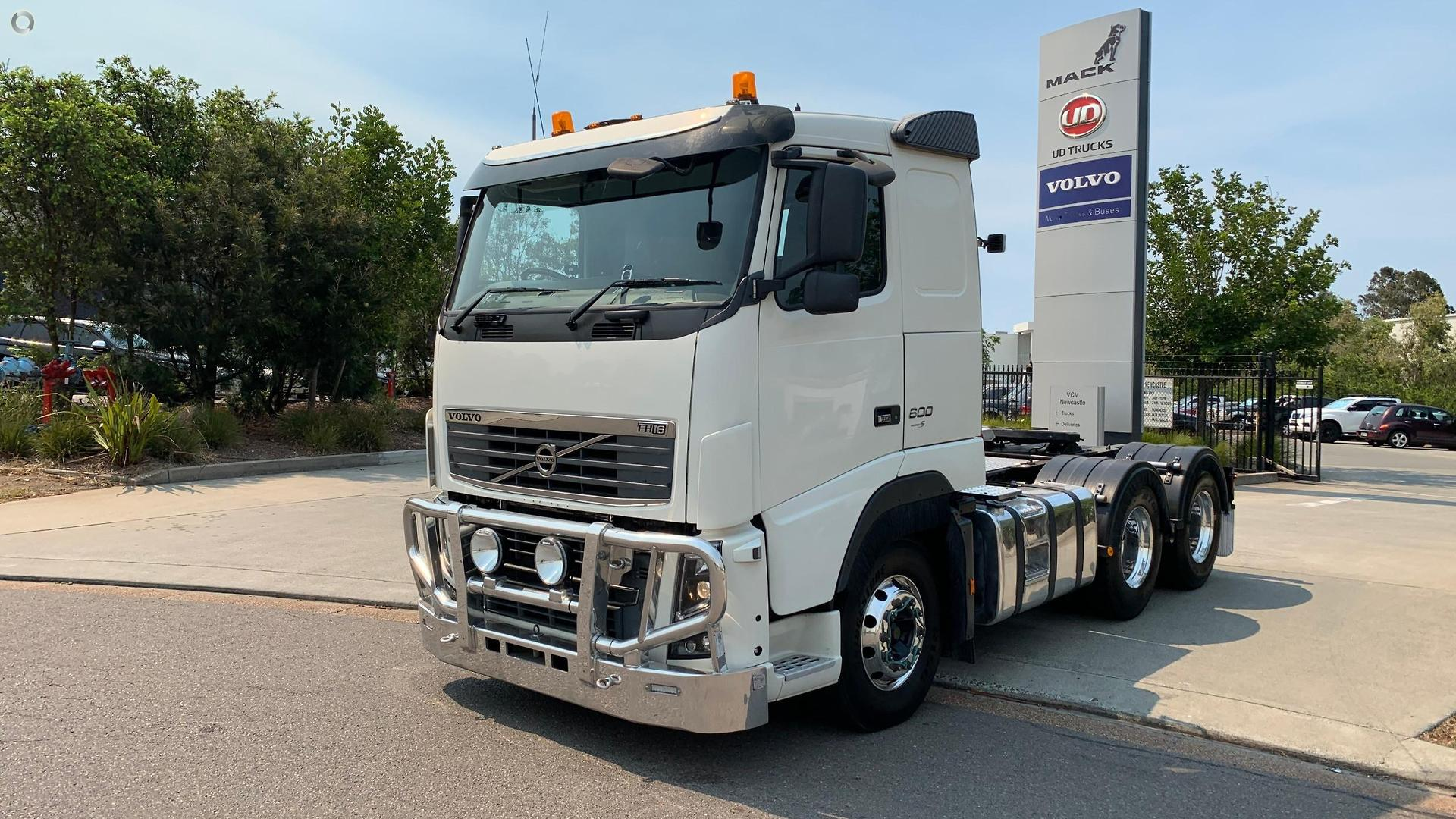 2013 Volvo FH600
