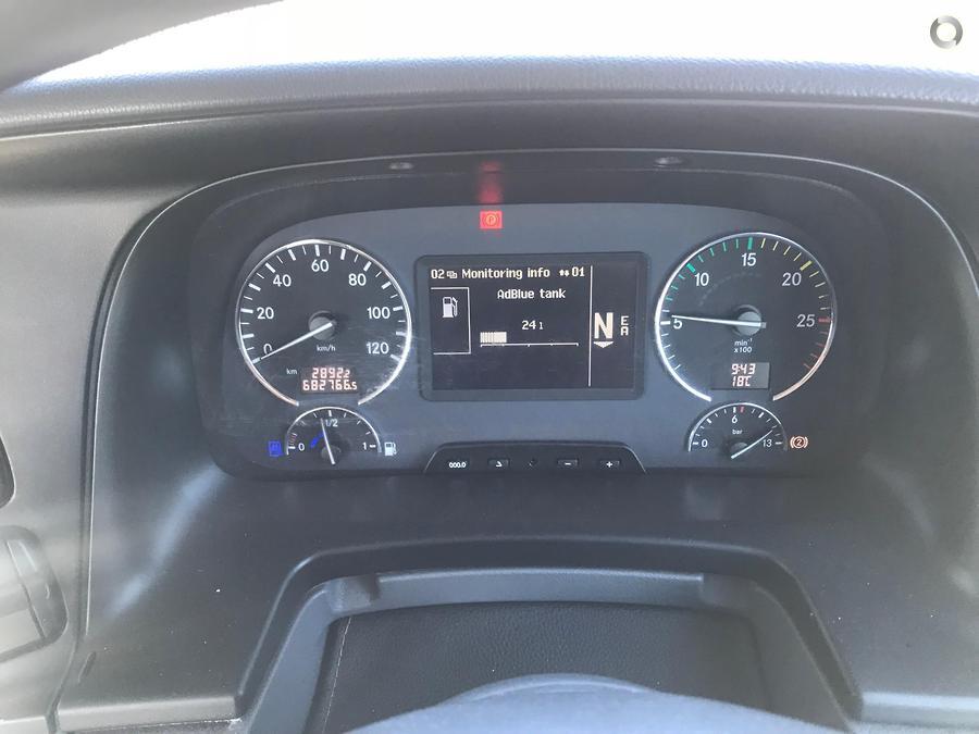 2013 Mercedes-Benz 2644 Actros