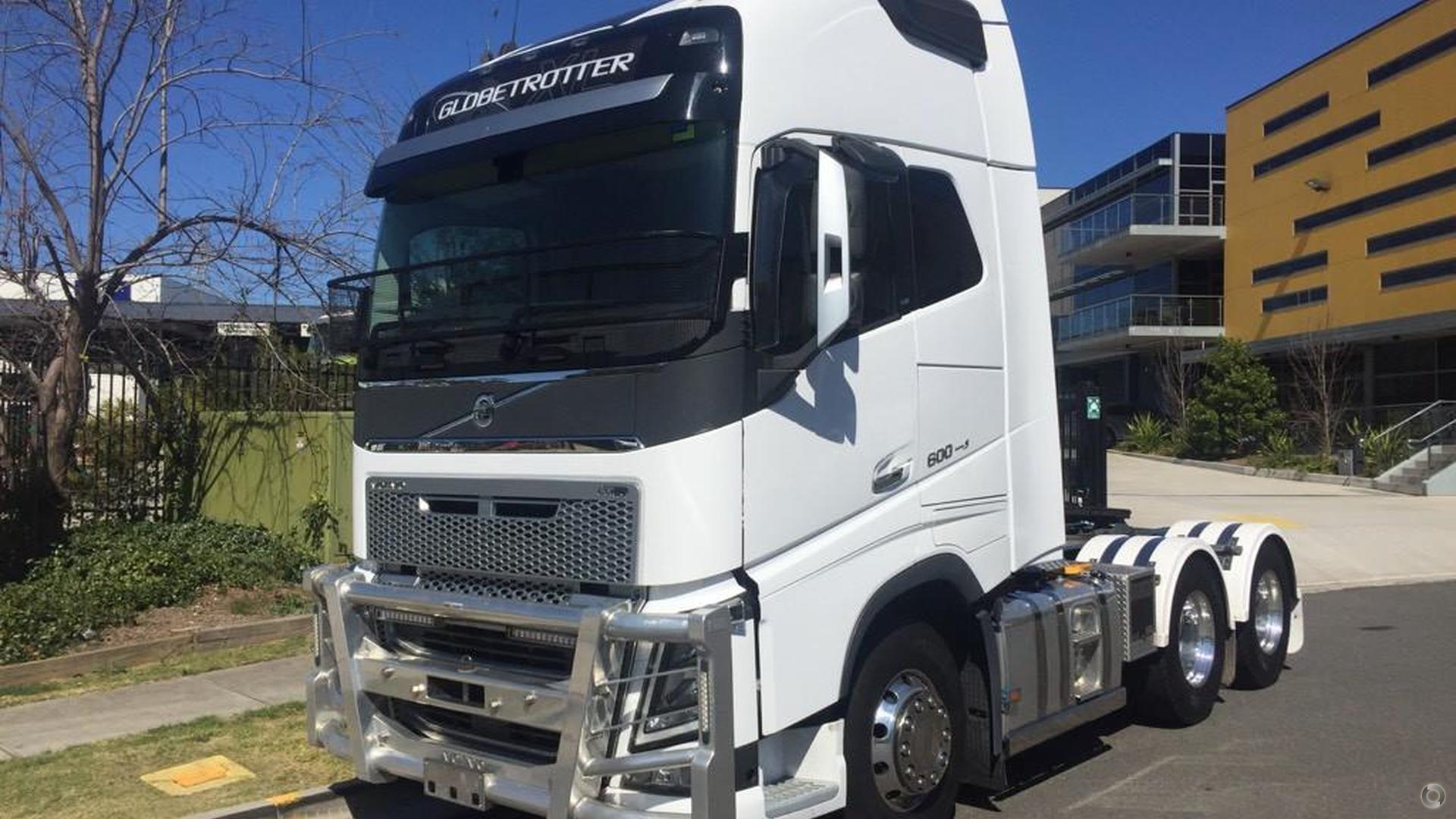 2017 Volvo FH16 600