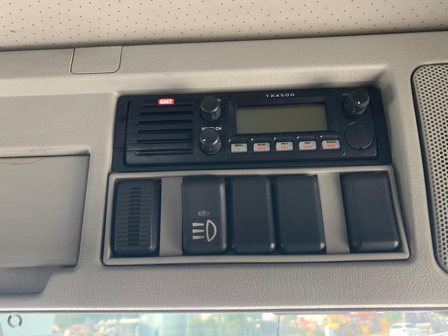 2013 Volvo FM460