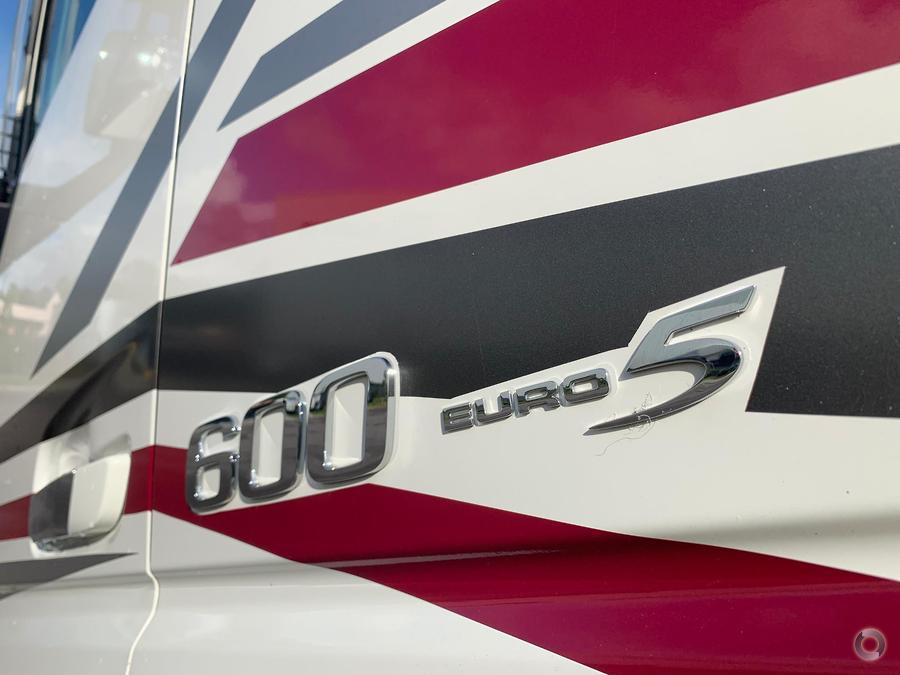 2015 Volvo FH600