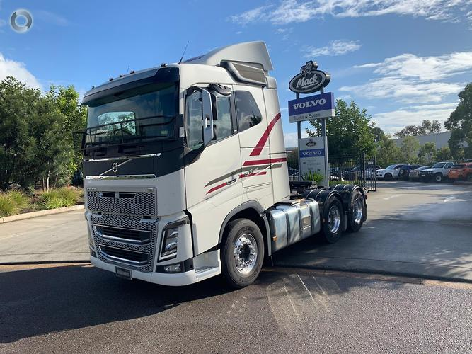 2015 Volvo FH600